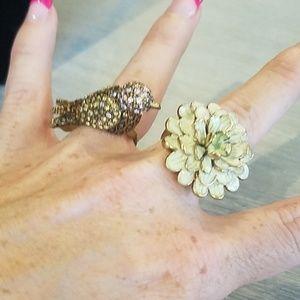 Lucky brand rings
